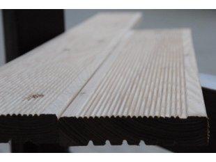 Deska tarasowa modrzewiowa