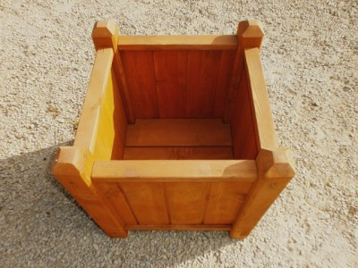 Big square pot