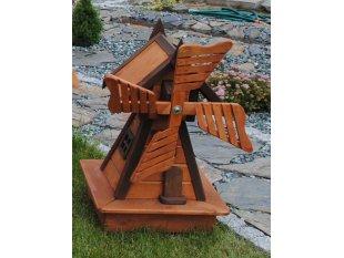 Kleine Alt-polnische Windmühle