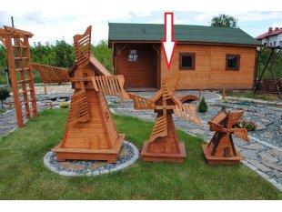Mittelgroße Alt-polnische Windmühle