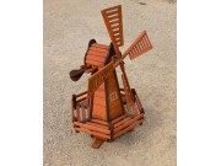 Small Dutchman windmill