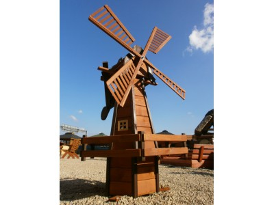Medium Dutchman windmill