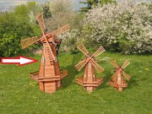 Big Dutchman windmill