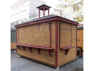 Domek handlowy H5
