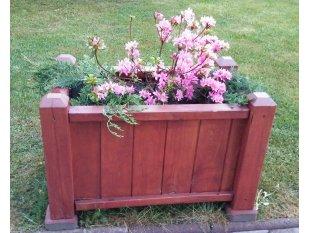 Rectangular pot