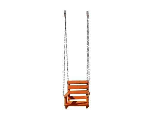 Plastic swings